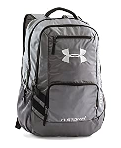 Under Armour Storm Hustle II Backpack, Graphite (040), One Size