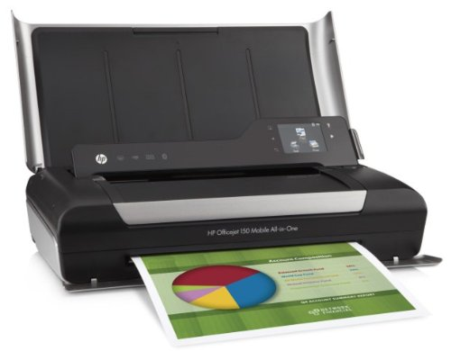 HP Officejet 150 Mobile Multifunktionsgerät