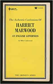 Harriet marwood governess