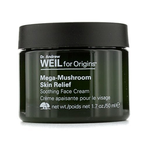 Origins Dr. Andrew Mega-Mushroom Skin Relief Soothing Face Cream 50ml/1.7oz - Hautpflege
