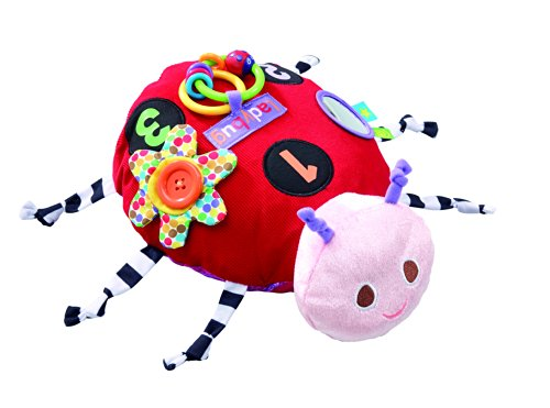 World of Eric Carle, Large Developmental Ladybug by Kids Preferred