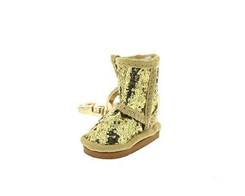 ugg-porte-cles-glitter-boot-wkc019-gold-tailleone-size