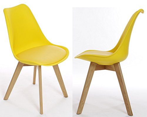charles-jacobs-dining-office-chair-x2-pair-in-yellow-with-solid-wood-oak-legs-new-cushioned-contempo