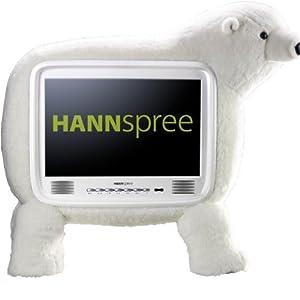 Hannspree ST19PMAW 19Inch Polar Bear Widescreen
