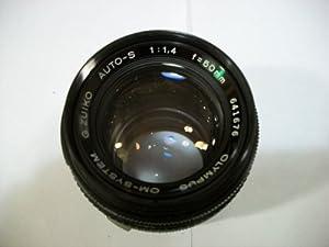 Olympus 50mm f1.4 OM-System G.Zuiko Auto-S