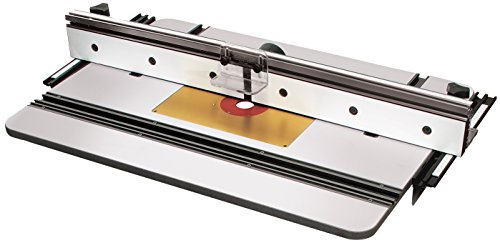 MLCS 9580 Phenolic Router Table Top, X1 Fence and Aluminum Insert Plate (Router Table Top compare prices)