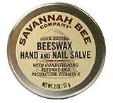 The Savannah Company Bee Beeswax Hand and Nail Salve & Balm