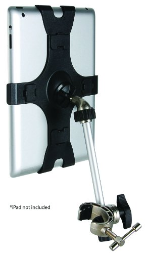 Talent Ims-1 Music And Mic Stand Holder Clip For Apple Ipad