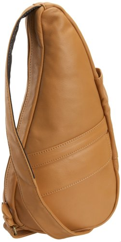 Ameribag Classic Leather Healthy Back Bag Tote Extra Small
