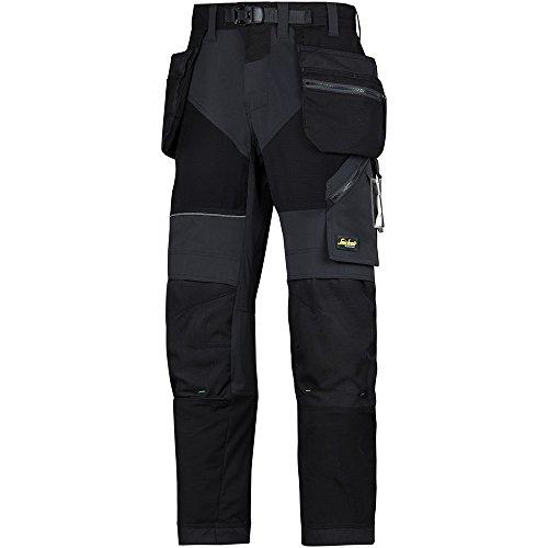 snickers-69020404146-flexiwork-pantalon-de-travail-avec-poches-holster-taille-146-noir