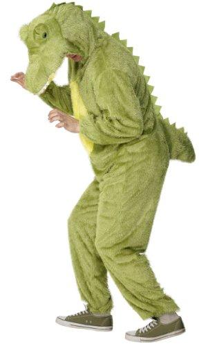 Smiffy's Crocodile Costume with Hood (Adult)