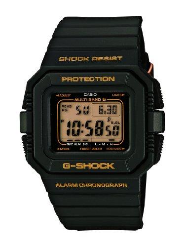 [カシオ]CASIO 腕時計 G-SHOCK 30周年記念モデル Resist Black 世界6局電波ソーラーモデル 【数量限定】 GW-5530C-1JR メンズ