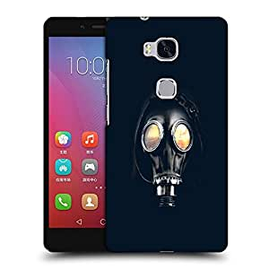 Snoogg Astro Mask Designer Protective Back Case Cover For HUAWEI HONOR 5X