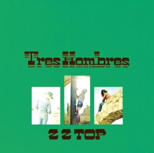 Tres Hombres by Zz Top (1983) Audio CD
