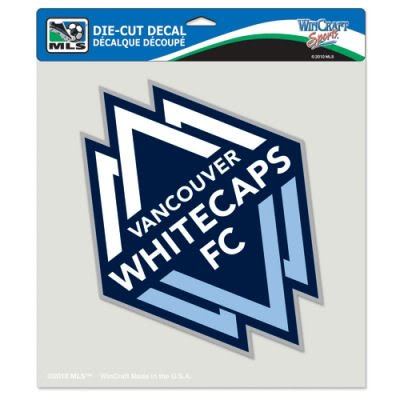 VANCOUVER WHITECAPS OFFICIAL LOGO 8