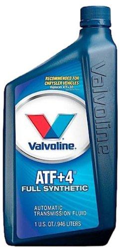 Valvoline (VV346-6PK) ATF+4 Automatic Transmission Fluid - 1 Quart, (Case of 6) (Valvoline Transmission Fluid compare prices)