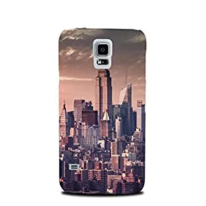 StyleO Samsung Galaxy S4 designer case and cover printed back cover Smart City