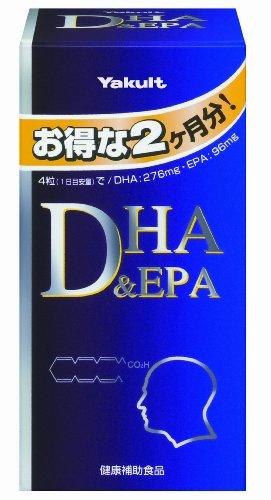 ヤクルト DHA&EPA240粒 108g
