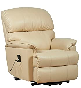 Canterbury space saver riser recliner chair with heat and massage - 3 colours