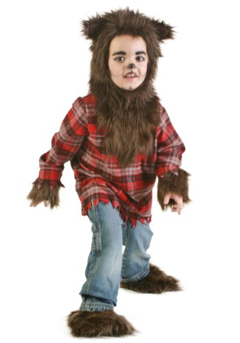 Little Boys' Toddler Werewolf Costume