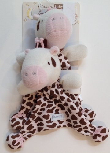 Lay Me Down To Sleep - Blanky Buddy - 2 Pack - Giraffes back-799351