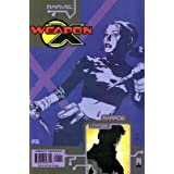 Weapon X The Draft Marrow (October 2002) One Shot by Christina Z