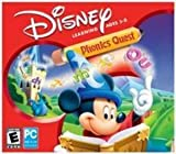 DISNEY PHONICS QUEST JC (WIN XPVISTAWIN 7)