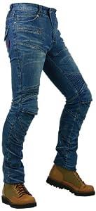 コミネ(Komine) PK-718  SuperFIT Kevlar D-Jeans indigo blue M/30 07-718