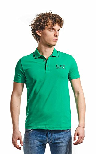 EA7 Emporio Armani 273193 6P601 07583 polo verde