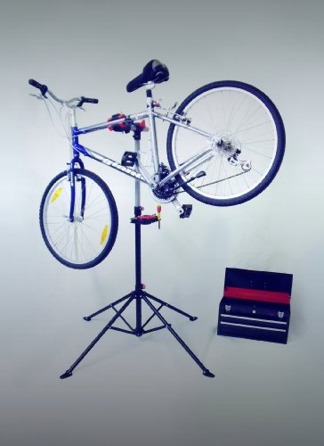 dirty-pro-tools-tm-new-bicycle-repair-work-stand-new-design-with-quick-release-handle-and-clamp-home