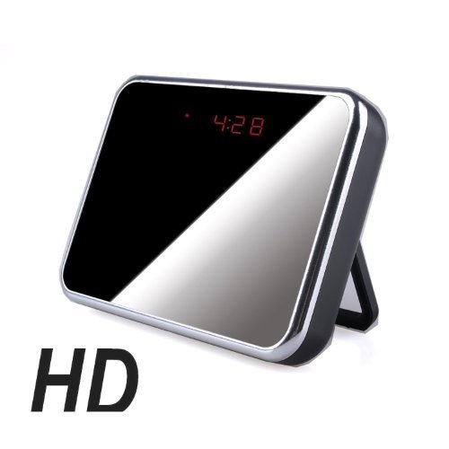 Cam scopes etanche hd spycam miroir noir for Miroir noir dvd
