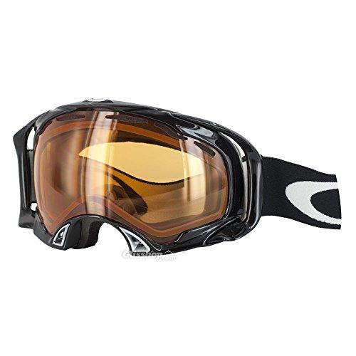 Splice Jet Black Goggle