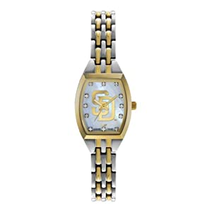 San Diego Padres Game Time World Class Ladies Wrist Watch by Game Time