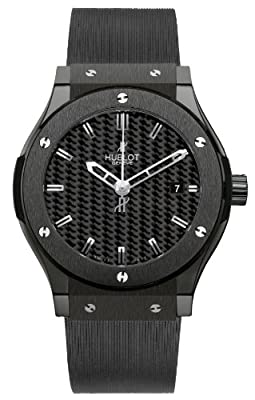 Hublot Classic Fusion Men's Automatic Carbon Watch - 511.CM.1770.RX