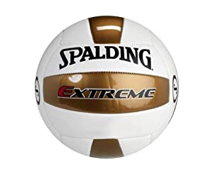Buy Spalding Extreme Volleyball - Gold by Spalding