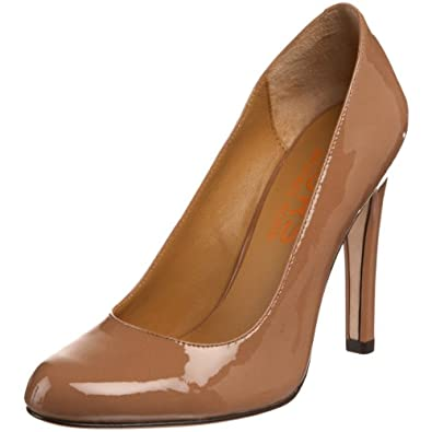 KORS Michael Kors Women's Glitter Pump,Cork,9 M US