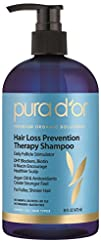 PURA DOR Hair Loss Prevention Therapy Premium Organic Argan