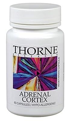 Thorne Research Adrenal Cortex 60 Capsules