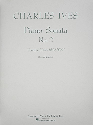 essays before a sonata ives Project gutenberg presents essays before a sonata by charles ives project gutenberg release #3673 select author names above for additional information and titles.