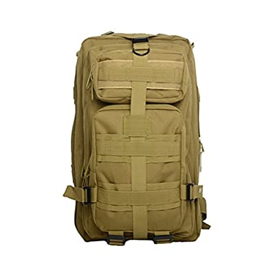 Marrywindix Sport Outdoor Military Rucksacks Tactical Molle Backpack Camping Hiking Trekking Bag