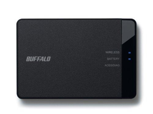 BUFFALO ポータブルWiFiルーター Portable Wi-Fi DWR-PG