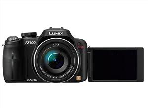 Panasonic Lumix FZ100 - Cámara Digital Compacta, 14.1 MP (3 pulgadas, 24x Zoom óptico)