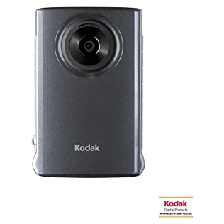 Kodak Waterproof Mini Video Camera with 2GB MicroSD Card - Graphite (8318867)