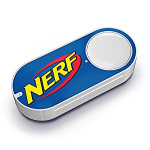 NERF Dash Button from Amazon