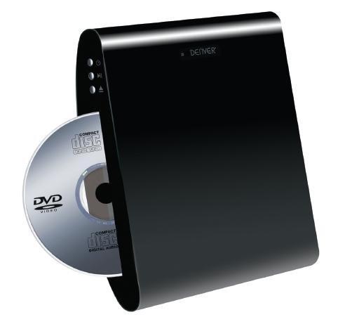 Denver DWM-100USB Lettore + Registratore DVD