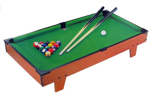 BILLIARD TABLES Drop Pocket Mini Pool Table Billiards Set W - Mini billiards table set