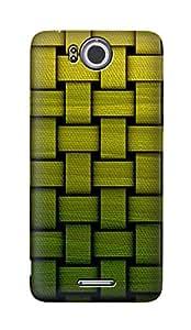 ZAPCASE PRINTED BACK COVER FOR INFOCUS M530- Multicolor