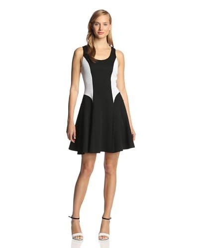 Ali Ro Women's Sleeveless Combo Dress