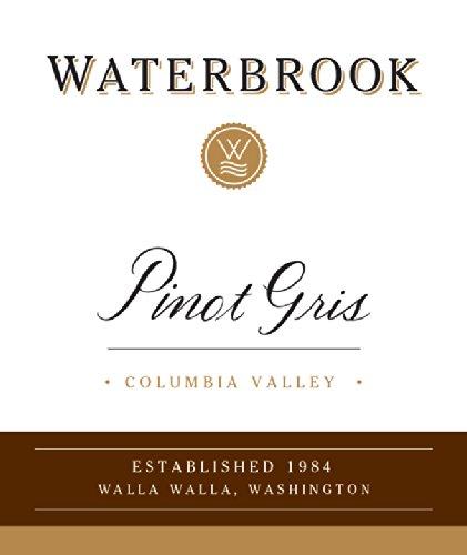 2013 Waterbrook Pinot Gris, Columbia Valley 750 Ml