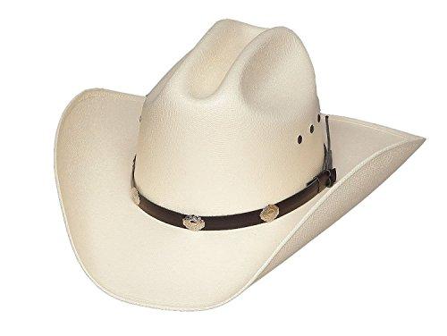 Classic Straw Cowboy Hat
